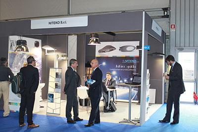 Smart Energy Expo 2014. Curiosità e interesse per i prodotti Niteko.