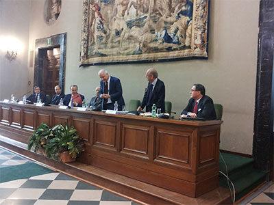 Ricordi ed emozioni del premio Donato Menichella. Testimonianza di Nuove Proposte a PIETRO VITO CHIRULLI