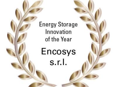 Sem: Primo premio categoria Innovazione dell'anno nell'energy storage. Londra 2016